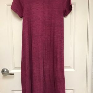 LuLaRoe Dresses - Lularoe Carley Dress (T-shirt Dress)